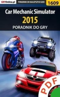Ebook Car Mechanic Simulator 2015 – poradnik do gry pdf