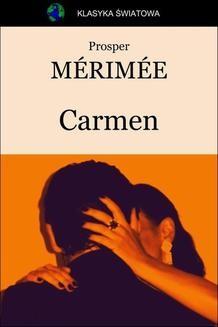 Chomikuj, ebook online Carmen. Prosper Mérimée