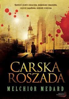 Chomikuj, ebook online Carska roszada. Melchior Medard