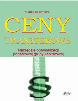 Chomikuj, ebook online Ceny transferowe. Marek Barowicz