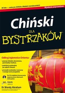 Chomikuj, pobierz ebook online Chiński dla bystrzaków. Wendy Abraham