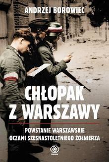Chomikuj, ebook online Chłopak z Warszawy. Andrzej Borowiec