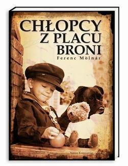 Chomikuj, ebook online Chłopcy z Placu Broni. Ferenc Molnar
