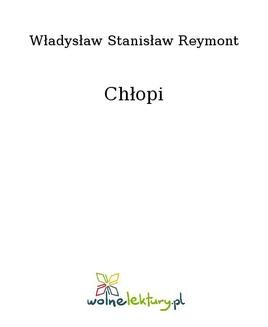 Chomikuj, ebook online Chłopi. Władysław Stanisław Reymont