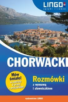 Ebook Chorwacki. Rozmówki z wymową i słowniczkiem. eBook pdf