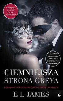 Ebook Ciemniejsza strona Greya. Wydanie filmowe pdf
