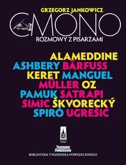 Chomikuj, ebook online Cmono. Rozmowy z pisarzami. Grzegorz Jankowicz