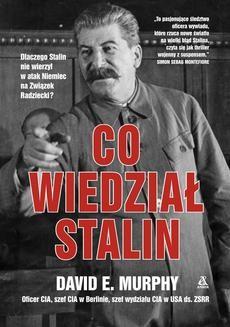 Ebook Co wiedział Stalin pdf