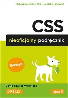Chomikuj, ebook online CSS. Nieoficjalny podręcznik. Wydanie IV. David Sawyer McFarland