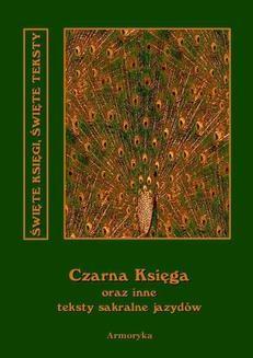 Chomikuj, ebook online Czarna Księga oraz inne teksty sakralne jazydów. Anonim