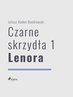 Ebook Czarne skrzydła 1 – Lenora pdf