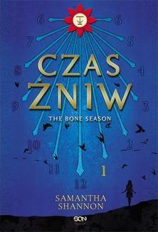 Chomikuj, ebook online Czas Żniw. The Bone Season. Samantha Shannon