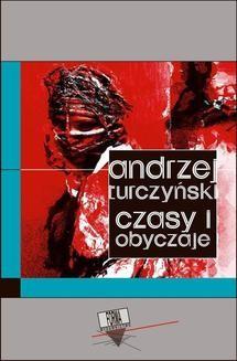 Ebook Czasy i obyczaje pdf