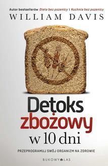 Ebook Detoks zbożowy w 10 dni pdf
