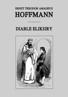 Ebook Diable eliksiry pdf