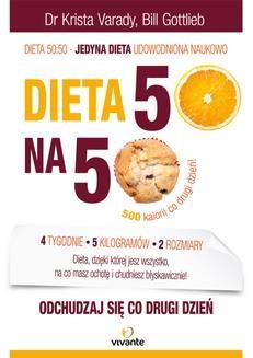 Chomikuj, ebook online Dieta 50:50. Odchudzaj się co drugi dzień!. Krista Varady