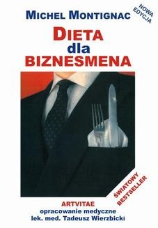 Chomikuj, ebook online Dieta dla biznesmena. Michel Montignac