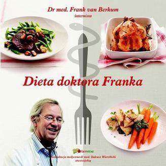 Chomikuj, ebook online Dieta doktora Franka. Frankvan Berkum