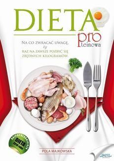 Chomikuj, ebook online Dieta proteinowa. Pola Majkowska