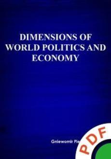 Chomikuj, ebook online Dimensions of world politics and economy. Gniewomir Pieńkowski