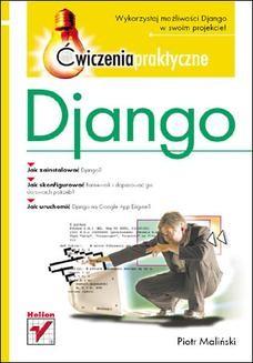 Chomikuj, ebook online Django. Ćwiczenia praktyczne. Piotr Maliński