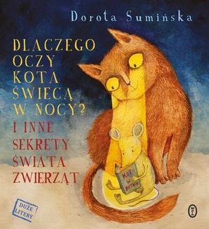 Chomikuj, ebook online Dlaczego oczy kota świecą w nocy?. Dorota Sumińska