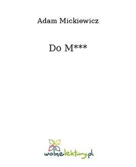 Ebook Do M*** pdf