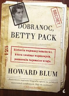 Ebook Dobranoc, Betty Pack pdf