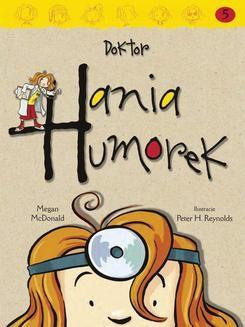 Chomikuj, ebook online Doktor Hania Humorek. Megan McDonald