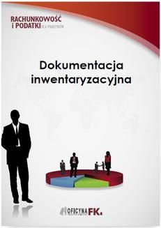 Ebook Dokumentacja inwentaryzacyjna pdf