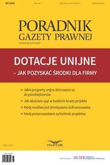 Chomikuj, ebook online Dotacje unijne – jak pozyskać środki dla firmy.. Halina Kędziora