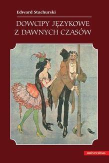 Ebook Dowcipy językowe z dawnych czasów pdf