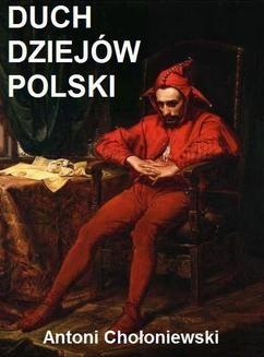 Chomikuj, ebook online Duch dziejów Polski. Antoni Chołoniewski