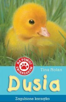 Ebook Dusia – zagubione kaczątko pdf