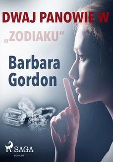 Chomikuj, ebook online Dwaj panowie w Zodiaku. Barbara Gordon