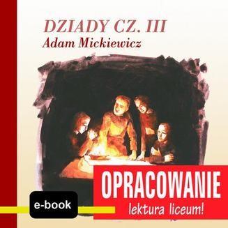 Chomikuj, ebook online Dziady cz.III. Adam Mickiewicz