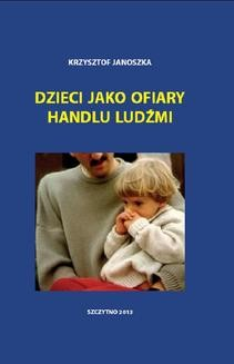 Ebook Dzieci jako ofiary handlu ludźmi pdf