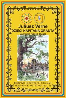Chomikuj, ebook online Dzieci kapitana Granta. Część 2. Australia. Juliusz Verne
