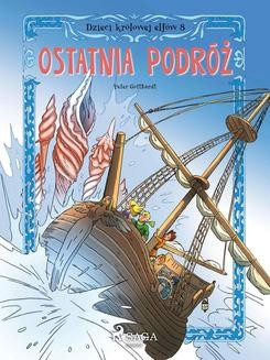Ebook Dzieci królowej elfów 8 – Ostatnia podróż pdf