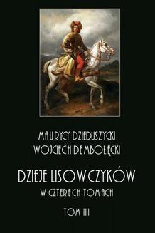 Ebook Dzieje lisowczyków. W czterech tomach: tom III pdf