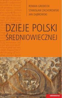 Ebook Dzieje Polski średniowiecznej pdf