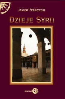 Ebook Dzieje Syrii. Od czasów najdawniejszych do współczesności pdf