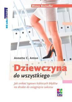 Chomikuj, ebook online Dziewczyna do wszystkiego. Annette C. Anton
