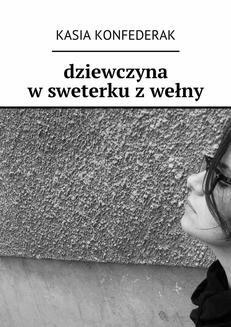 Ebook Dziewczyna w sweterku z wełny pdf