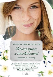 Chomikuj, ebook online Dziewczyna z warkoczami. Niemczynow Anna H.