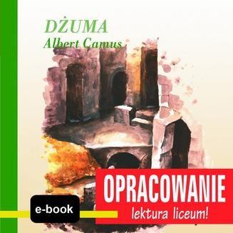 Chomikuj, ebook online Dżuma. Albert Camus