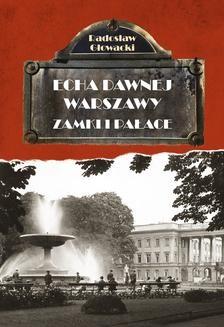 Ebook Echa Dawnej Warszawy Zamki i Pałace pdf