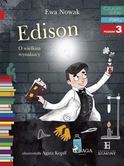 Chomikuj, ebook online Edison – O wielkim wynalazcy. Ewa Nowak