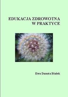 Ebook Edukacja zdrowotna pdf
