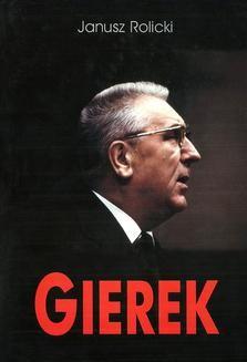 Chomikuj, ebook online Edward Gierek. Janusz Rolicki